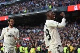 فينيسيوس يثير غيرة نجوم ريال مدريد