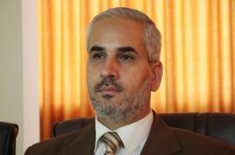 برهوم: ما حدث بمستشفى الخليل جريمة إرهابية بشعة