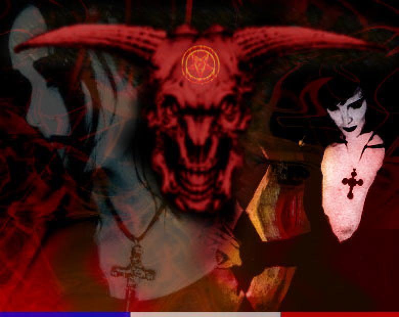 """فتاة ترتكب جريمة بشعة والسبب """"عبادة الشيطان"""""""