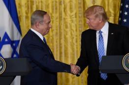 نتنياهو: طلبنا ضم الجولان ومواصلة الاستيطان في القدس