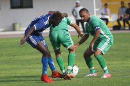 لاعب غزي جديد يخوض اختبارات في نادي مصري