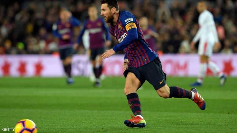 """بعد تصريح """"ما بعد ميسي"""".. برشلونة يطمئن جماهيره بعقد جديد"""