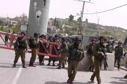 حالات اختناق خلال مواجهات مع الاحتلال في بلعين