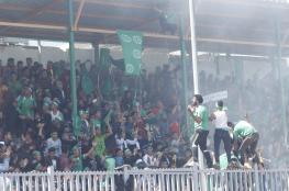 تعرف على عدد الجماهير التي حضرت نهائي كأس غزة