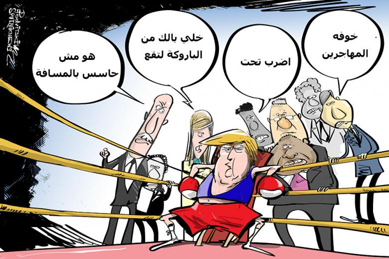 ترامب يعلن قبوله معلومات أجنبية حول منافسيه في انتخابات 2020