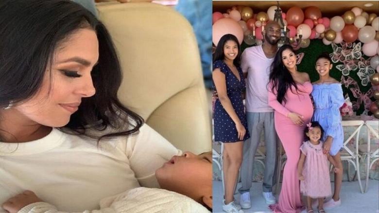 فانيسا براينت تشارك جمهور زوجها الراحل بفيديو مؤثر لرضيعتهما