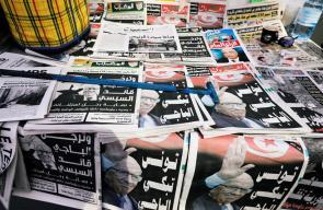 الصحف التونسية ترثي الباجي قايد السبسي