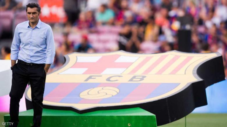 مدرب برشلونة: لا أنوي تغيير طريقة اللعب