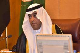 رئيس البرلمان العربي يدين اقتحامات الأقصى