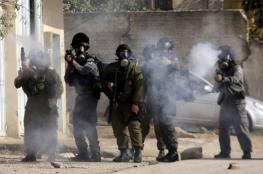 إصابات بالاختناق خلال مواجهات شرق القدس