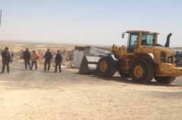 الاحتلال يهدم قرية العراقيب للمرة 113