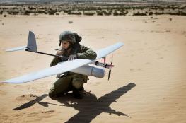جيش الاحتلال يزود قادة ألويته بطائرات بدون طيار متطورة