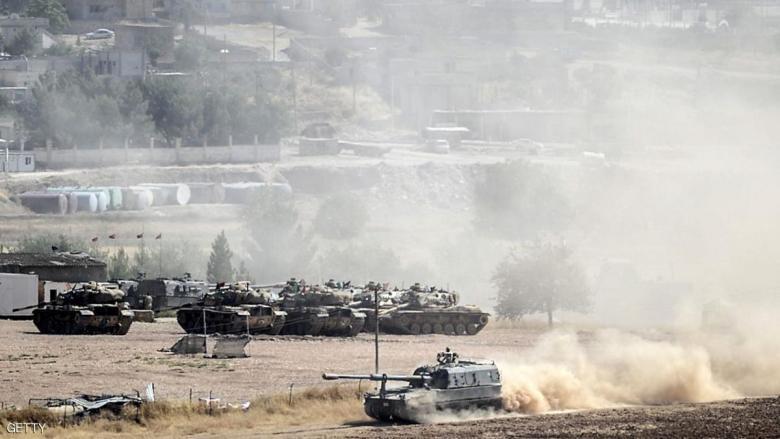 تركيا.. حريق هائل وانفجارات ذخائر داخل ثكنة عسكرية