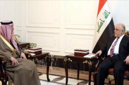 أول وزير خارجية سعودي يزور العراق منذ 2003