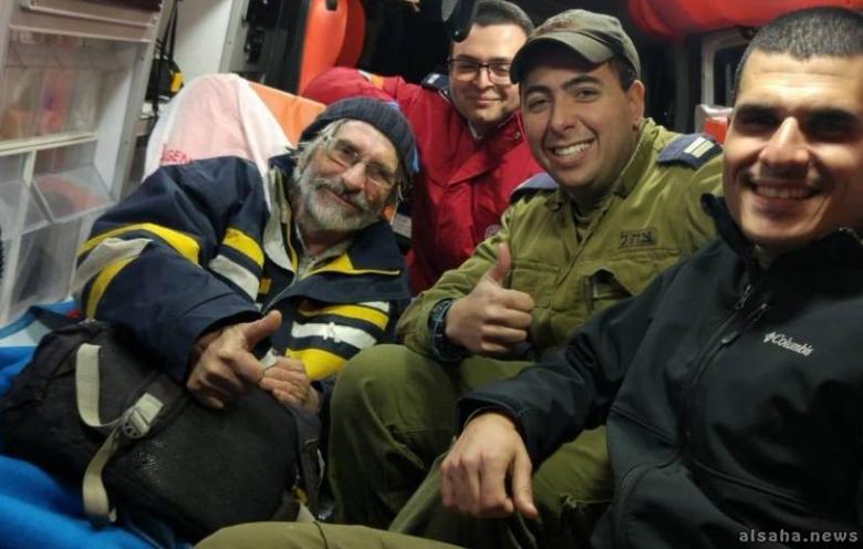 بحرية الاحتلال تعثر على فرنسي تائه في البحر قرب غزة