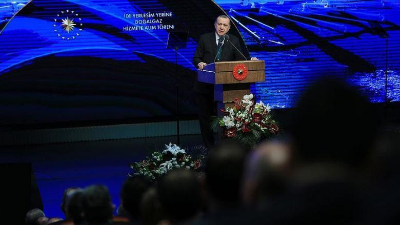 """أردوغان: سنضع حجر أساس محطة """"آق قويو"""" النووية مع بوتين قريباً"""
