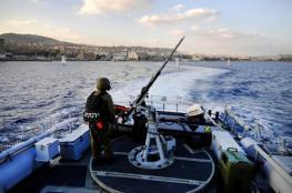 الزوارق تستهدف مراكب الصيادين في بحر غزة