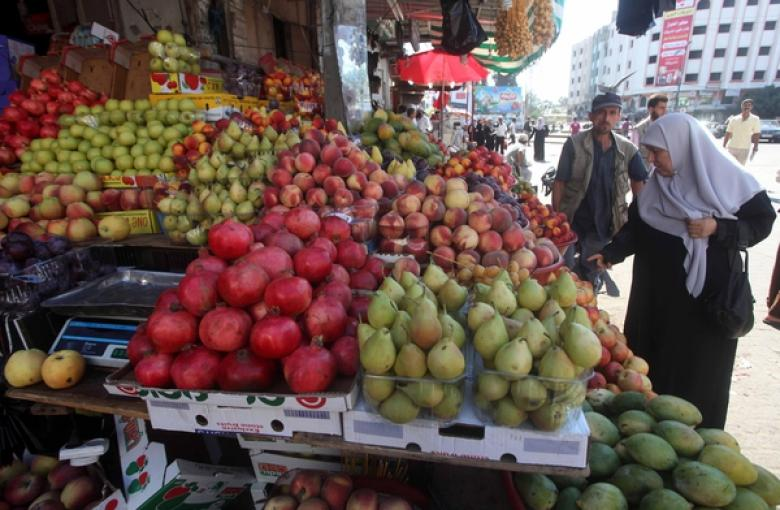 وزارة الزراعة تمنع استيراد الفاكهة الإسرائيلية