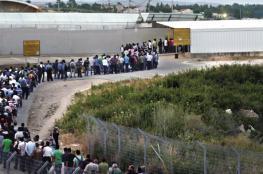 """""""سماسرة الترخيص"""".. معاناة العمال الفلسطينيين في """"إسرائيل"""""""