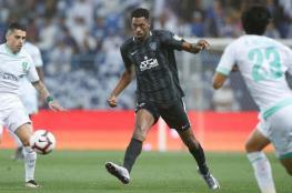 الهلال يفوز على أهلي جدة في البطولة العربية