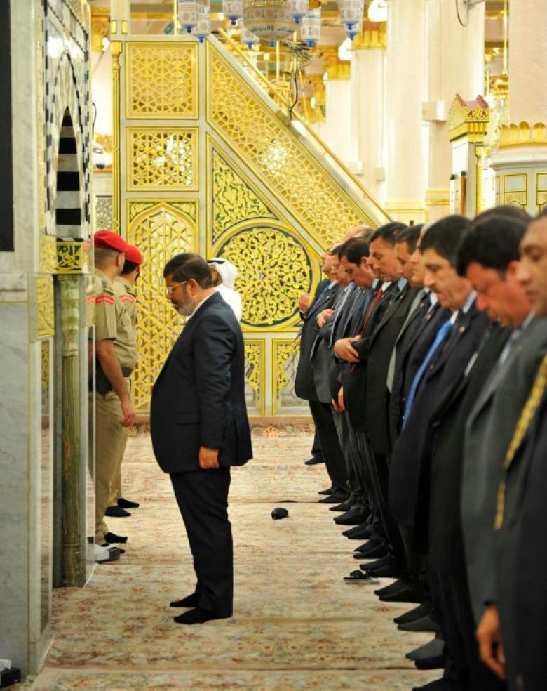 تغريدات خاشقجي عن مرسي وفترة رئاسته.. هذا ما قاله