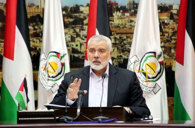 هنية: وفد قيادي يزور إيران ونتمنى عودة سوريا قوية