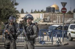 الاحتلال يقتحم مدرسة دار الأيتام في القدس