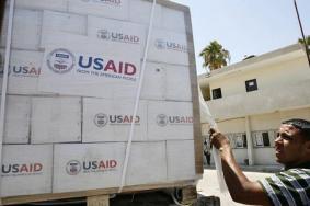 الوكالة الأمريكية للتنمية تسرح موظفيها بالضفة وغزة