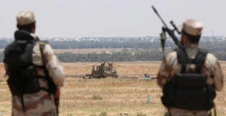 الاحتلال يستهدف مرصدا للمقاومة شرق خانيونس