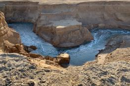 """قناة """"كان"""" تكشف عن """"نهر سرّي"""" قرب البحر الميت"""