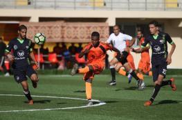 4 مباريات في ختام الأسبوع الثامن عشر من الدوري المحلي