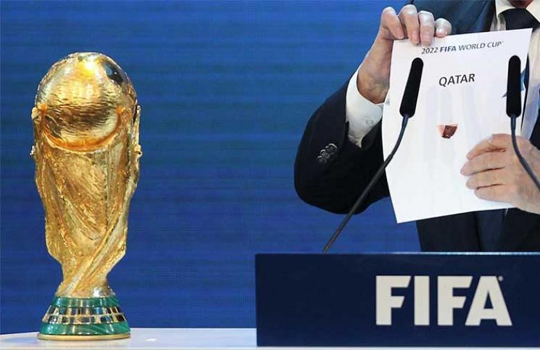 دول الحصار تفبرك خبراً كاذباً حول سحب مونديال 2022 من قطر