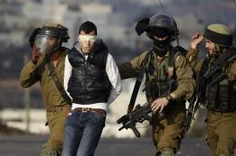 الاحتلال يعتقل مواطناً على حاجز عسكري على مدخل قلقيلية