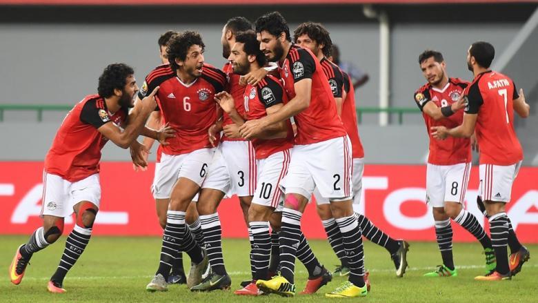 منتخب مصر يتأهل لكأس العالم روسيا 2018