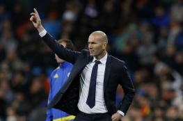 زيدان يحقق إنجازاً تاريخياً منذ 83 عاماً مع ريال مدريد