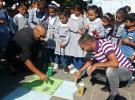 اللجنة الشعبية للاجئين تختتم فعاليات يوم التراث الفلسطيني بالمغازي