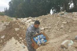 إتلاف 120 علبة طحينة منتهية الصلاحية في نابلس