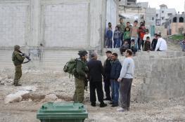 الاحتلال يستولي على معدات مغسلة ومحل للخردة غرب بيت لحم