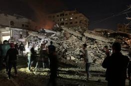 """""""الجهاد"""": قصف الاحتلال للمنشآت المدنية جريمة حرب واضحة"""