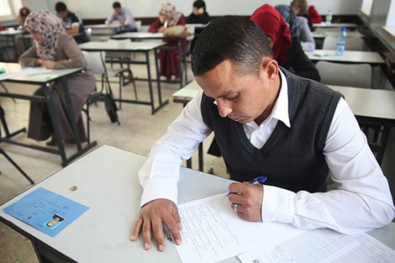 تعليم غزة: اليوم الإعلان عن نتائج التوظيف