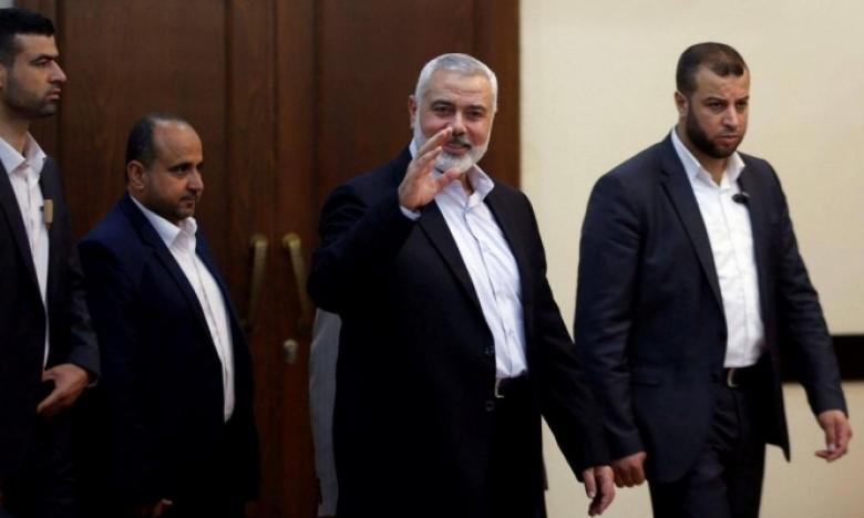 حماس: وفد من الحركة سيزور القاهرة لبحث هذه الملفات