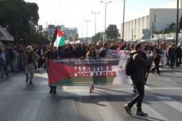تواصل الفعاليات الدولية تضامناً مع القدس