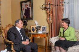 """مبارك: """"إسرائيل"""" حاولت الانضمام لجامعة الدول العربية"""
