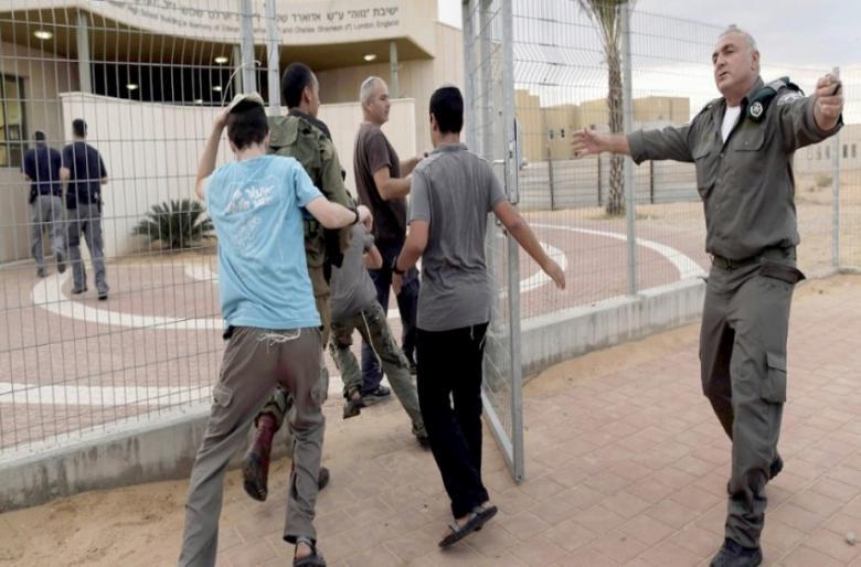 احتجاجات لمستوطي غلاف غزة بسبب تطبيق صفارات الإنذار