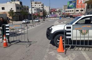 إغلاق كامل لمدينة الخليل بشكل كامل ومنع للحركة