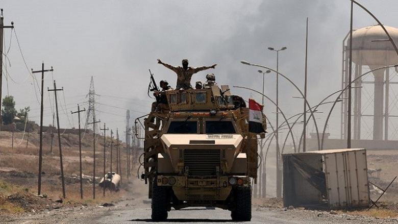 الجيش العراقي يعلن تدمير تحصينات داعش باتجاه مركز تلعفر