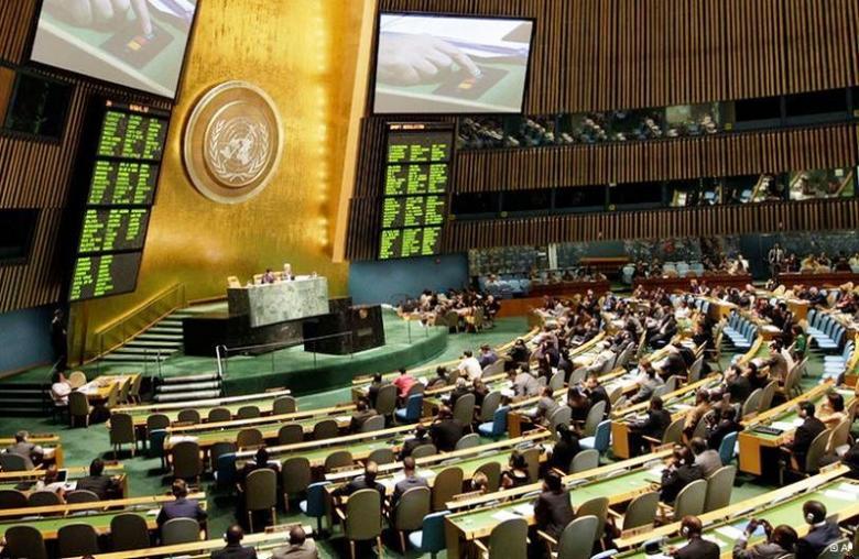 الأمم المتحدة تعتمد خمسة قرارات تتعلق بفلسطين