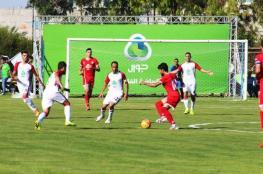 موعد نهائي كأس فلسطين بين شباب رفح وأهلي الخليل