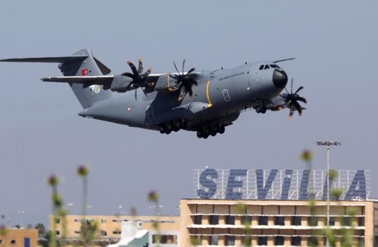 تركيا تتسلم طائرة عملاقة شاركت في صنعها.. هذه مهمتها