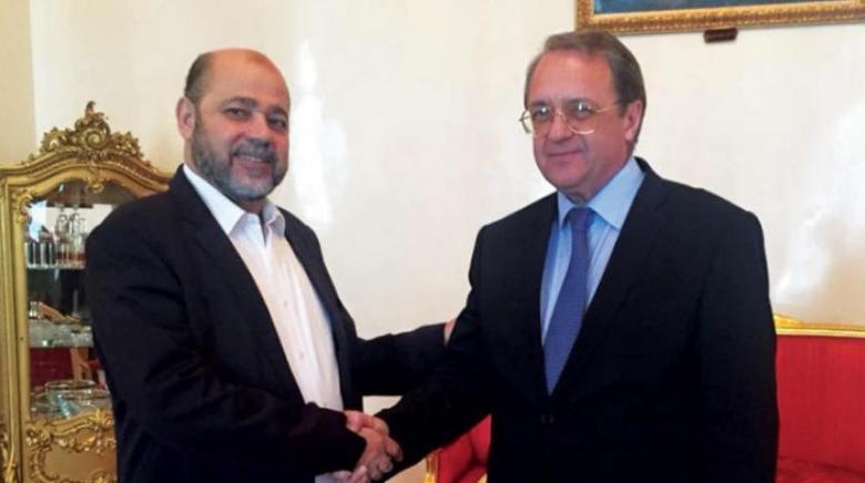 وفد حركة حماس يصل موسكو لبحث المصالحة الفلسطينية